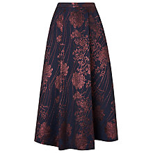 Buy L.K. Bennett Koko Jacquard Skirt, Multi Online at johnlewis.com