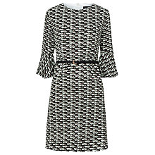 Buy Sugarhill Boutique Leila Geometric Heart Print Dress, Multi Online at johnlewis.com