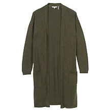 Buy Fat Face Wilden Longline Cardigan Online at johnlewis.com