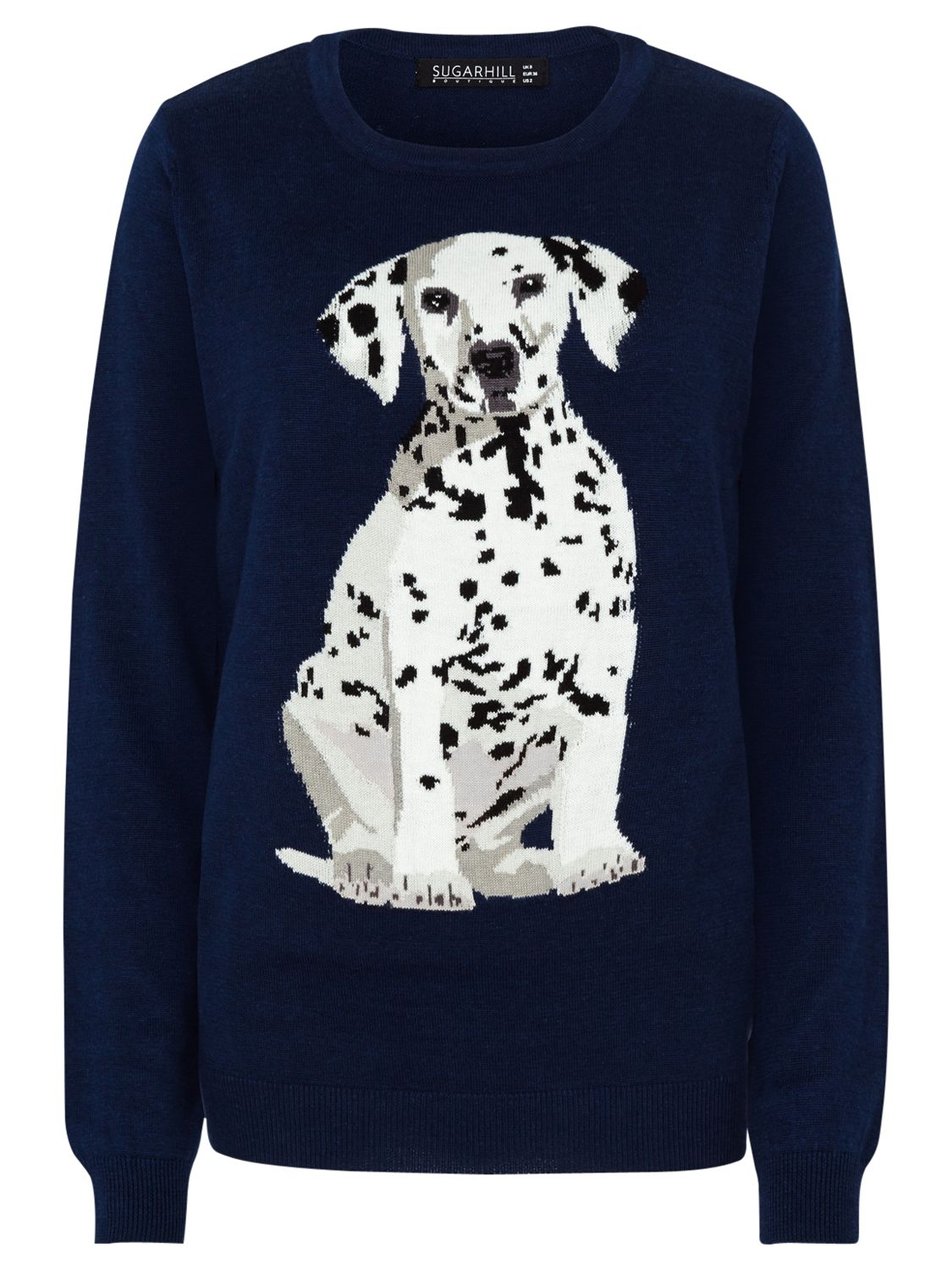 Sugarhill Boutique Nita Dalmation Jumper Navy Top Reviews Fashion Blithe Multi Stripes Find The Low Prices On Uk Cyber Monday Compare Ratings And Examine Clothing Shops To Best Deals Discount Offers At