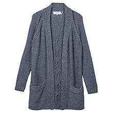 Buy Fat Face Chilton Cable Cardigan Online at johnlewis.com