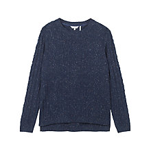 Buy Fat Face Rede Cable Jumper Online at johnlewis.com