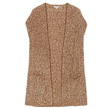 Buy Fat Face Shilton Sleeveless Cardigan Online at johnlewis.com