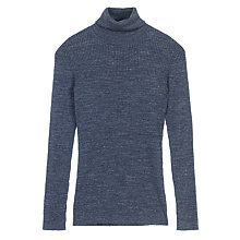 Buy Fat Face Corley Roll Neck Jumper Online at johnlewis.com