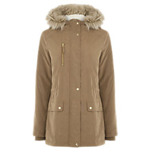 Buy Oasis Francine Parka Online at johnlewis.com