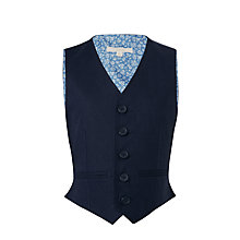 Buy John Lewis Heirloom Collection Boys' Linen Cotton Waistcoat Online at johnlewis.com