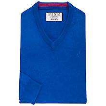Buy Thomas Pink Horseley Jumper, Blue Online at johnlewis.com