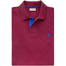 Buy Thomas Pink Brandon Polo Shirt, Red/Blue Online at johnlewis.com