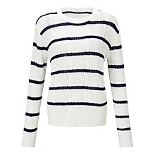 Buy Rails Natasha Stripe Jumper Online at johnlewis.com