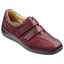 Buy Hotter Faith Double Strap Trainers Online at johnlewis.com