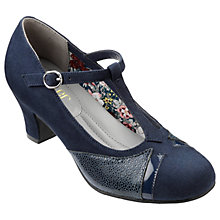 Buy Hotter Georgette Mary Jane T-Bar Court Shoes Online at johnlewis.com