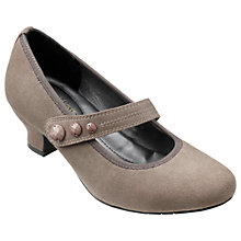 Buy Hotter Charmaine Court Shoes Online at johnlewis.com