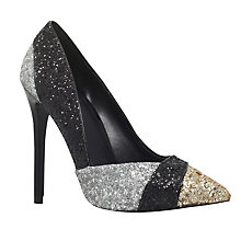 Buy Carvela Global Pointed Toe Court Shoes, Multi Online at johnlewis.com