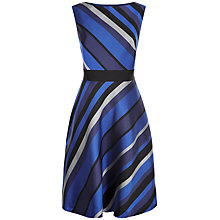 Buy Fenn Wright Manson Space Dress, Black/Blue Online at johnlewis.com