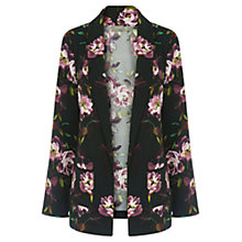 Buy Oasis Painted Rose PJ Jacket, Multi Online at johnlewis.com