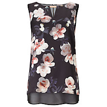 Buy Phase Eight Adamma Blouse, Multi Online at johnlewis.com