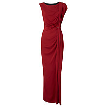 Buy Phase Eight Collection 8 Aurelia Dress, Scarlet Online at johnlewis.com