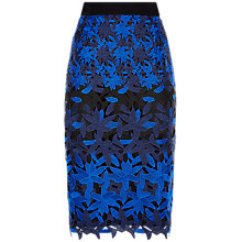 Buy Fenn Wright Manson Planet Skirt, Black/Blue Online at johnlewis.com