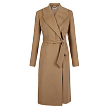 Buy Hobbs Marsa Coat, Camel Online at johnlewis.com