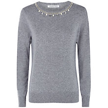 Buy Fenn Wright Manson Sundial Jumper, Grey Online at johnlewis.com