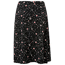 Buy L.K. Bennett Freya Twilight Flower Skirt, Multi Online at johnlewis.com