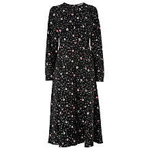 Buy L.K. Bennett Freya Twilight Flower Dress, Multi Online at johnlewis.com
