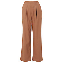 Buy L.K. Bennett Louise Culottes, Brown Online at johnlewis.com