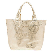 Buy Seafolly Sparkles And Spangles Tote Bag, Gold Online at johnlewis.com