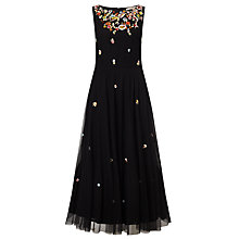 Buy Bruce by Bruce Oldfield Scatter Sequin Dress, Black Online at johnlewis.com