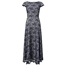 Buy Bruce by Bruce Oldfield Lace Dress, Navy Online at johnlewis.com