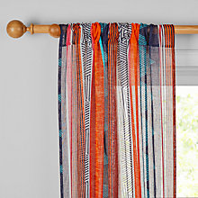 Buy John Lewis Fusion Zambezi Sheer Voile Panel Online at johnlewis.com