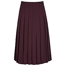 Buy Reiss Selina Pleated Midi Skirt Online at johnlewis.com