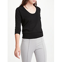 Buy Winser London Brigitte Scoop Neck Jumper Online at johnlewis.com