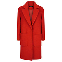 Buy Jaeger Boiled Wool Coat Online at johnlewis.com