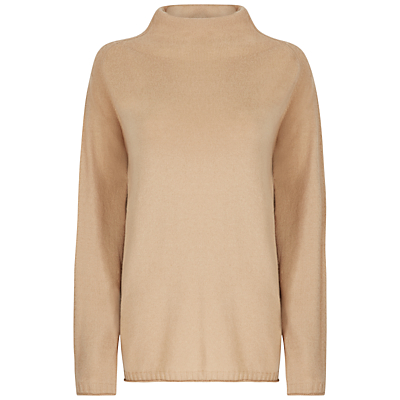Winser London Cashmere Funnel Neck Jumper
