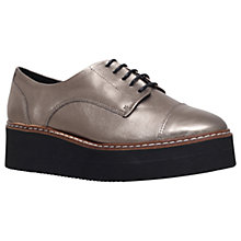 Buy Carvela Love Flatform Brogues Online at johnlewis.com