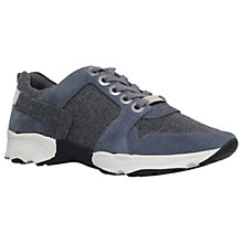 Buy Carvela Latin Trainers, Grey Online at johnlewis.com