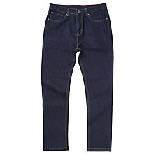Buy Kin by John Lewis Slim Jeans, Dark Indigo Online at johnlewis.com