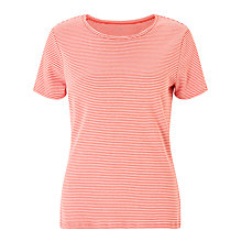 Buy John Lewis Crew Neck Stripe T-Shirt Online at johnlewis.com