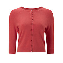 Buy John Lewis Viscose Cardigan Online at johnlewis.com