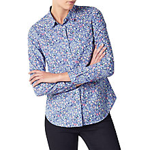 Buy John Lewis Archive Vine Print Shirt, Multi Online at johnlewis.com