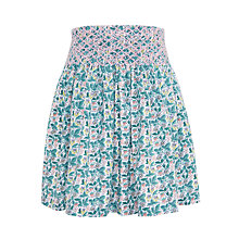 Buy John Lewis Girls' Floral Sheered Skirt Online at johnlewis.com