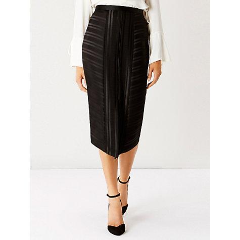 buy coast kemsey pencil skirt black lewis
