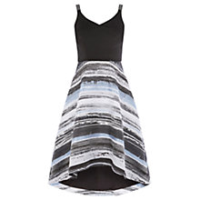 Buy Coast Riley Striped Skirt Dress, Multi Online at johnlewis.com