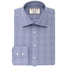 Buy Thomas Pink Humphrey Check Slim Fit Shirt Online at johnlewis.com