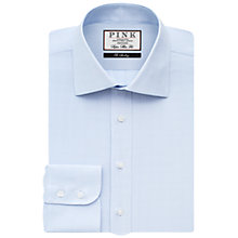 Buy Thomas Pink Ward Check Super Slim Fit Shirt Online at johnlewis.com