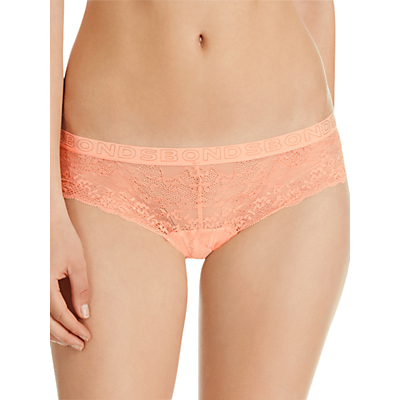 Bonds Racy Lacies Hot Shortie Briefs