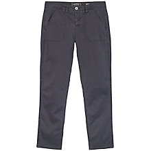 Buy Fat Face Garment Dye Worker Trousers Online at johnlewis.com