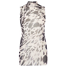 Buy Coast Shay Animal Print Tunic Top, Multi Online at johnlewis.com
