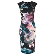 Buy Coast Mull Print Astrid Dress, Multi Online at johnlewis.com